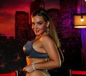 Busty Natasha in the night club - Natasha Nice 9