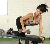 Peta Jensen, Ryan Driller - Big Boob Workout - NFBusty 2