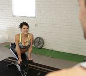 Peta Jensen, Ryan Driller - Big Boob Workout - NFBusty 4