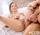 Sydney Cole - Wet Lace - Lubed 26