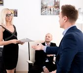 Bambi Dee - Bambi's Office Double Dicking 2