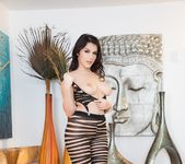 Valentina Nappi Has Her Throat & ASS Cleared 22