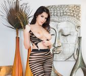 Valentina Nappi Has Her Throat & ASS Cleared 23