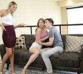 Jessa Rhodes, Nina Skye - Cum For Mommy - Moms Teach Sex 4