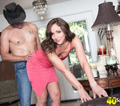 Natalie Moon's first time...and it's anal! 10