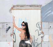 Gina Jolie - Buxom, Big-Butt Brazilian Railed Hard 2