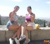 Nekane - Claudia y Nekane: Hot in Granada - CumLouder 3
