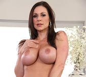 Brunette MILF Kendra Lust in Stockings 11