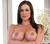 Brunette MILF Kendra Lust in Stockings 15