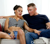 Peta Jensen gets her fuck hole stuffed 2