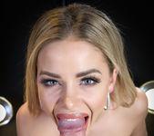 Jessa Rhodes Photoshoot Turns POV Blowjob 21