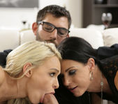 Emma Hix, India Summer - Moms Hot Pie - Moms Teach Sex 9