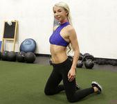 Kenzie Reeves - Gym Honey - Petite HD Porn 2
