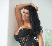 Romi Rain - Corset Strip-Down 3