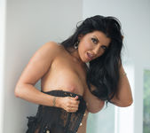 Romi Rain - Corset Strip-Down 4