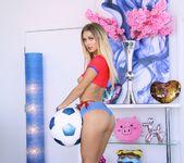 Natalia Starr - Hot-Bodied Natalia Sodomized To Gaping 3