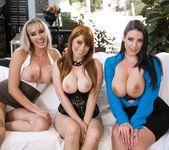 Penny Pax, Brett Rossi, Angela White - Lipstick Lesbians 6
