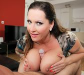Laura Orsoia - Laura's Monster Titties Creampied! 12