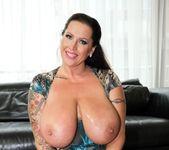 Laura Orsoia - Laura's Monster Titties Creampied! 15
