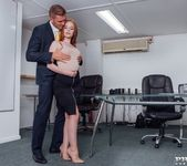 Ella Hughes Earns Her Job by Fucking the Boss - Private 5