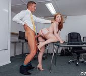Ella Hughes Earns Her Job by Fucking the Boss - Private 8