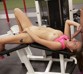 Carolina Sweets - Fitness Fuckers - S1:E5 - Petite HD Porn 16