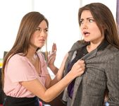 Shyla Jennings, Adria Rae - Stepsister Showdown 4