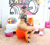 Nina Elle - Thick MILF Nina's Tits And Ass Fucked 15