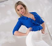 Chessie Kay - Big Tits Splashed With Spunk 4