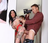 Megan T - Tattooed MILF's Double-Anal Audition 10