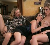 Jenna Sativa, Mona Wales, Kali Roses - The Family Business 4