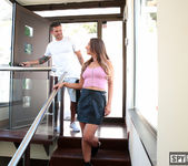 Taylor Sands - Step Sister Ambushes Barcelona Step Bro 5