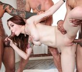 DP Gangbang, Bukkake For Cheating Anna - Evil Angel 6