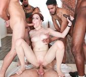 DP Gangbang, Bukkake For Cheating Anna - Evil Angel 7