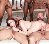 DP Gangbang, Bukkake For Cheating Anna - Evil Angel 12