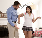 Rose Darling - The Dress Code - Bad Teens Punished 2