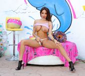 Anissa Kate - Busty MILF Anissa's Messy Anal Reaming 4