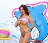 Anissa Kate - Busty MILF Anissa's Messy Anal Reaming 9