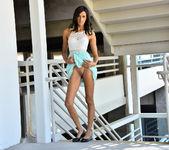 Taylor - Stairway Posing - FTV Milfs 6