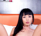 Marica Hase fingers her asshole while masturbating 10