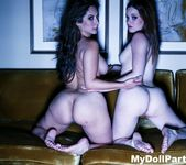 Movie night with Jenna J. Ross and Reena Sky - My Doll Parts 12