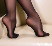 Silk elegance with gorgeous Kayla Jane - My Doll Parts 6