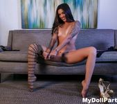 Return of the pin-up queen Kayla Jane Danger - My Doll Parts 3