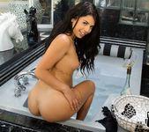 WankzVR - In the Bath Tub - Gina Valentina 8