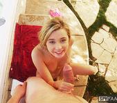 Horny Stepsis Gives Stepbro A Hot Tub Hand Job - SpyFam 27
