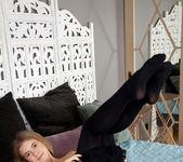 Stefanija - Black Lingerie - Nubiles 6