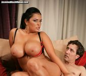 Jasmine Black takes Steve Holmes 10 inch dick up her ass 13