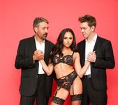 Ariana Marie: First DP Makes Her Gape! - Evil Angel 2