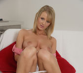 Teen Dreams - Mili loves her big pink toy while flirting 7