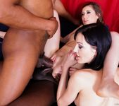 Anife De Paloma, Meggie P - Cougars & Big Black Dicks 5